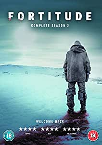 Fortitude - Season 2 [DVD + Digital Download] [2017]