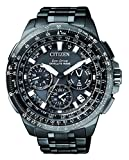 Citizen Montre pour Homme Promaster Sky Satellite Wave Quartz Chronographe Titan...
