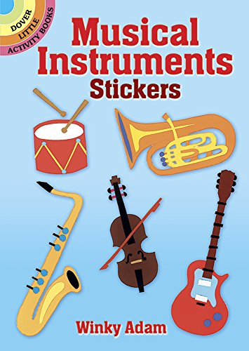 musical-instruments-stickers-dover-little-activity-books