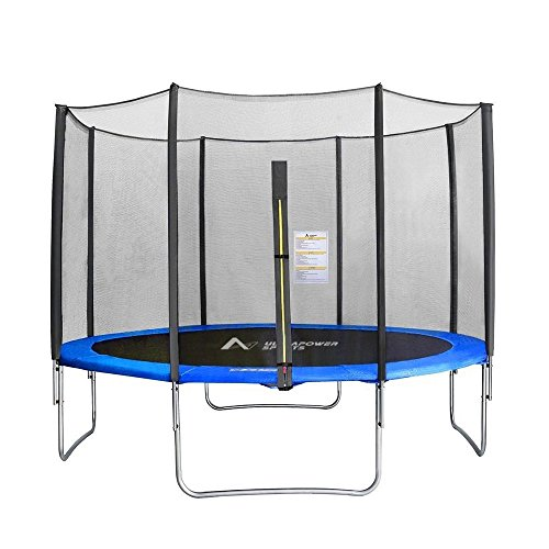 10FT replacement Trampoline safety Net(NET ONLY)Trampoline Spares Surround Enclosure
