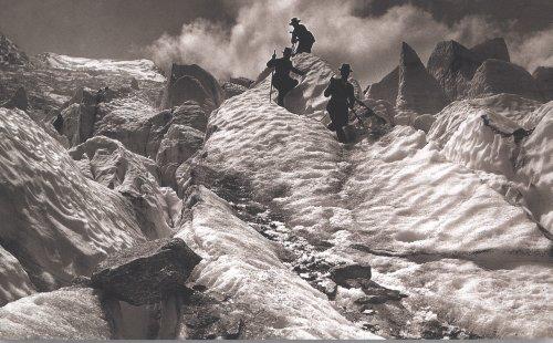 Quarantième ascension du Mont Blanc