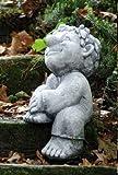 piedra Figura Michel stiege taburete