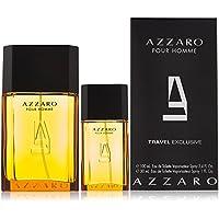 """'""""Azzaro pour Homme Man Set (Eau de Toilette 100ML + Eau de Toilette 30ML) 1er Pack (1X 1pezzi)"""