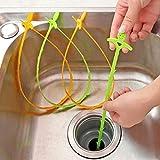 Interesting® 5 baño pelo alcantarillado filtro desagüe limpiadores salida cocina fregadero Drian filtro filtro...