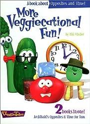 More Veggiecational Fun! by Phil Vischer (1999-11-03)