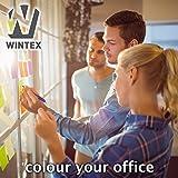 WINTEX 20 Mini Magnete N45 für Glas-Magnetboards / Magnettafeln / Kühlschränke, Maße 6 x 3 mm, mit sehr starker Haftung und 2 Jahren Zufriedenheitsgarantie - 6