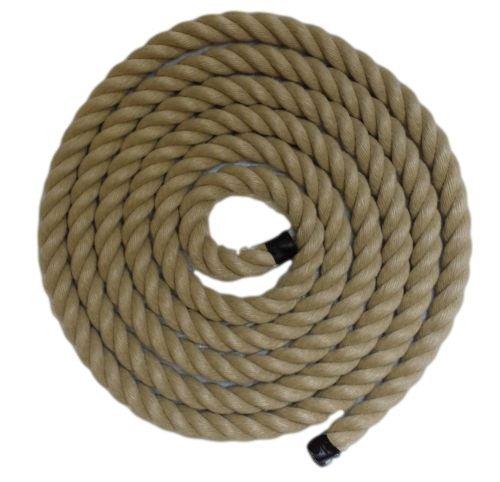 RopeServices UK 30 mm Corde en chanvre pour terrasse en bois, corde en chanvre synthétique
