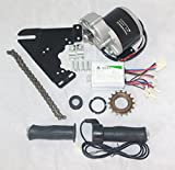 L-faster 24V36V 350W Elektromotor Kit Elektroroller Conversion Kit DIY E-Bike SELBST GEMACHT Electric Bike EBike Motor (24V350W)
