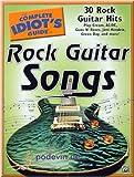 Rock Guitar Songs - 30 Rock Guitar Hits - Gitarre Noten [Musiknoten]