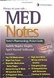 MedNotes: Nurse's Pharmacology Pocket Guide by Judith Hopfer Deglin PharmD (2004-01-13)