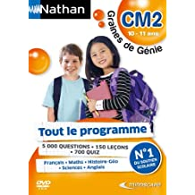 Graines de génie Nathan CM2 2010/2011