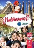 Espagnol 1re année A1-A2 Hablamos ? (1DVD)