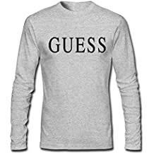 Guess Fashion For Mens Long Sleeves Outlet