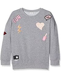 NAME IT Mädchen Sweatshirt Nitcandy O-Neck Sweat F Nmt