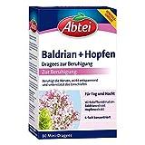Abtei Baldrian+hopfen Dragees zur Beruhigung 80 stk