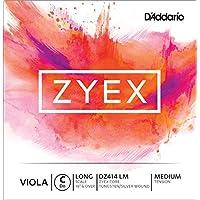 Daddario Orchestral C Dz414 Lm Long Med - Cuerda viola