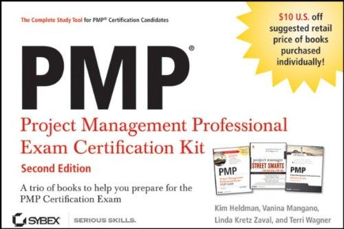 PMP: Project Management Professional Exam Certification Kit por Kim Heldman