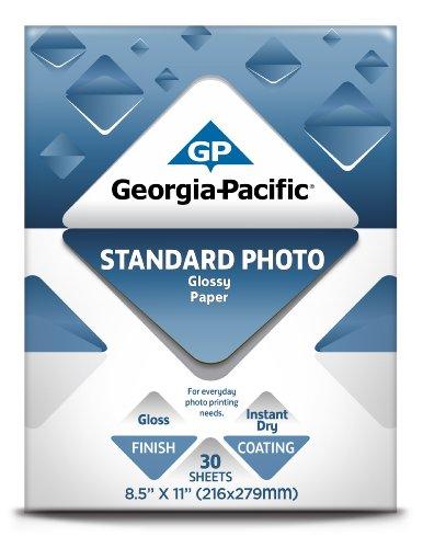 georgia-pacific-standard-glossy-fotopapier-216-x-279-cm-200-g-m2-9-mil-dicke-30-blatt-999709