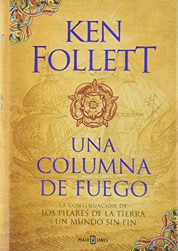 Libro de Ken Follett
