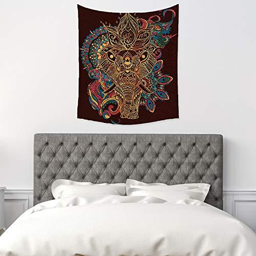 xkjymx Fondo Directo de la Cara ins Tela Colgante tapicería Tarjetas de Tarot adivinación 褂 paño dormi Dormitorio cabecera de la Pared 01 150 * 130