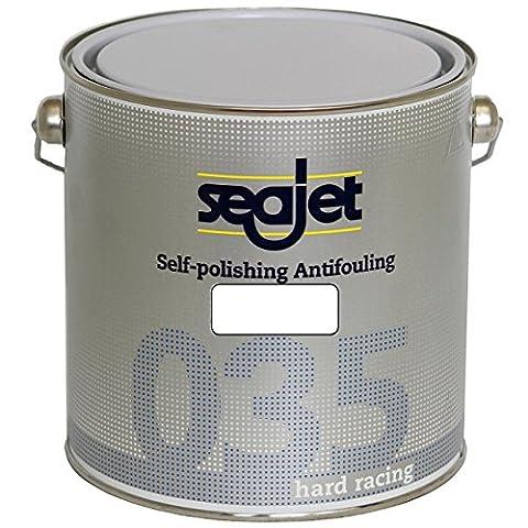 Seajet 035 Hard Racing Antifouling 750ml, Farbe:weiß