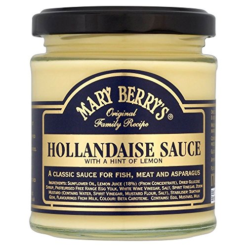 La Sauce Hollandaise Mary De Baie (De 170 Ml)