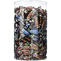 Miniatures Mix Mars Twix Snickers Bounty Tubo Chocolats 3 kg
