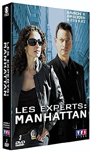 Les Experts : Manhattan - Saison 6 Vol. 2