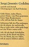 Gedichte: Russ./Dt