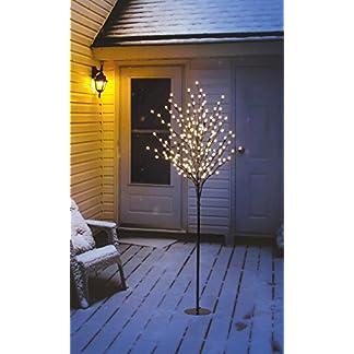 LED-Lichterbaum-mit-200-LEDs-beleuchtet-150-cm-hoch-warm-wei-Lichterzweig-Lichterkette-Weihnachtsbaum-LED-Baum-fr-Innen-und-Auen