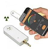 Smart Geiger Pro SGP-001 Strahlenmessgerät für Smartphone iOS Andriod Strahlungsmessgerät Strahlung Detektor counter