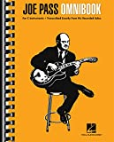 Joe Pass Omnibook (C Instruments)