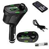 Im Angebot! 2015 New Green Kit Transmitter Auto MP3-Player FM Transmitter Modulator USB-Sd MMC LCD-Fernbedienung