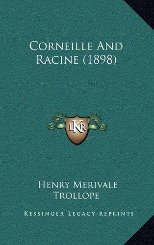 Corneille and Racine (1898)