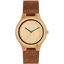 MAM Originals · Boreas Bamboo | Relojes de mujer | Diseño minimalista | Relojes de madera