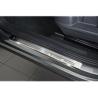 Exclusive Soglie delle porte in acciaio inox per VW Tiguan II anno 2016-