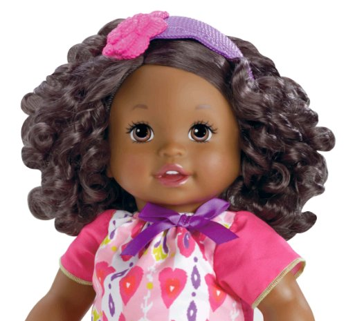 Mattel Little Mommy Sweet As Me African American Doll