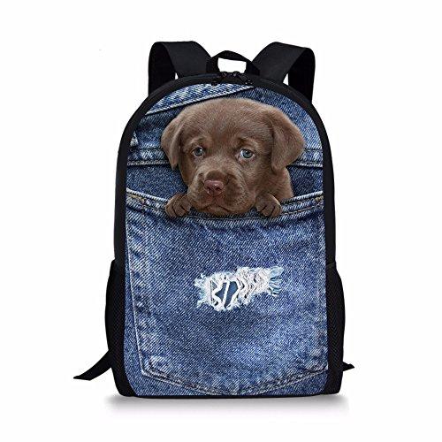 CHAQLIN , Damen Rucksackhandtasche blau Blue-7 Blau 2