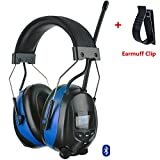 Best Safety Works Fm Digital Radios - PROTEAR Wireless Bluetooth & AM FM Radio Headphones Review