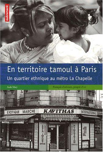 En territoire tamoul à Paris : Un quart...