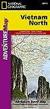 Vietnam, North: Travel Maps International Adventure Map (National Geographic Adventure Trave Map, Band 3015)