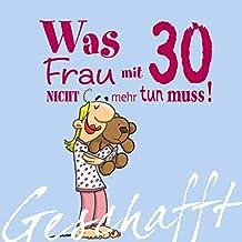 Suchergebnis Auf Amazon De Fur Geschenke 30 Geburtstag Frau
