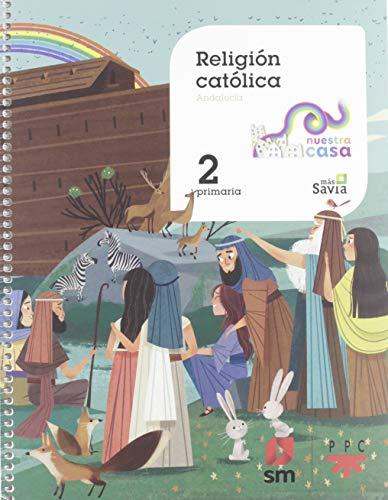 Religion Catolica 2 Primaria Nuestra Casa (Andalucia)