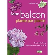 Votre balcon plantes par plantes