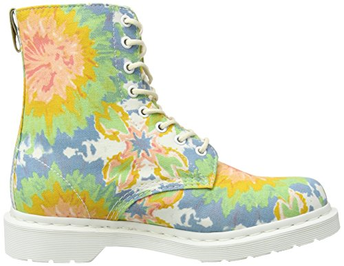 Dr. Martens Damen V Page Mtd Chukka Boots Mehrfarbig (Multi Mandala Td Fine Canvas)