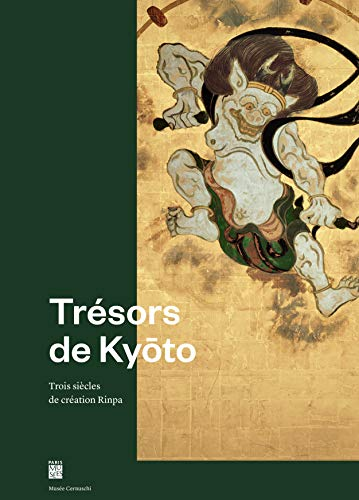 Trésors de Kyoto : Trois siècles de création Rinpa par Collectif