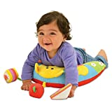 Die besten Bauch-Zeit Spielzeug - Galts Bauch Zeit Ted Unterstützung Kissen Aktivität Spielzeug Bewertungen
