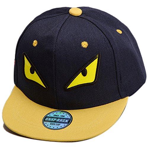 THENICE Kind Hip-Hop Cap Baseball Kappe Hut (Monster Marine) (Monster Hiphop Cap)