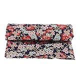 perfk Stoffpakete DIY Sakura Blume Stoff Meterware Tuch