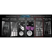Lightdims Silberedition - Lichtdimmernde Ledsheets Für Metallic/Aluminium-Farbige Elektronikgeräte, Haushaltsgeräte... preisvergleich bei billige-tabletten.eu